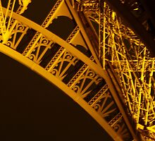 Eiffel by geophotographic