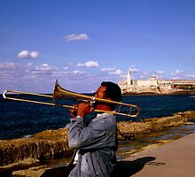 Jazzing in Havana by dher5