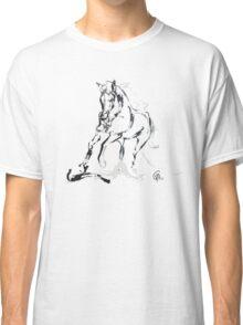 Cool T-shirt  Horse Andalusian Angel Classic T-Shirt