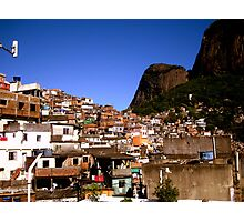 Fantastic Favela Photographic Print