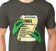 Do better I will. Unisex T-Shirt