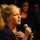 Singing at the Brisbane Jazz Club By Magda by Access Arts Camera Wonderers