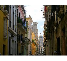 Colorful Alleys  Photographic Print