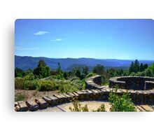 Blue Mountains Botanic Gardens, Mount Tomah, NSW, Australia Canvas Print
