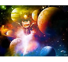 Astral Travelling Photographic Print