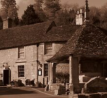 In Days Of Old, Castle Combe by wiggyofipswich