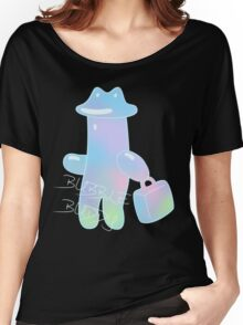 Bubble Buddy! Women's Relaxed Fit T-Shirt