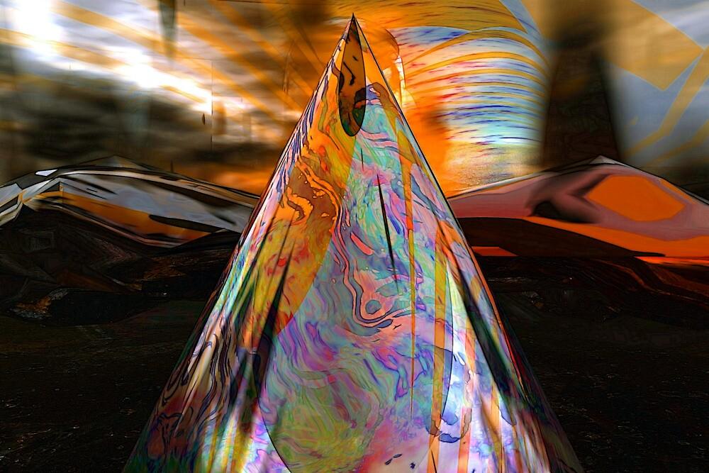 TransPhorm by Benedikt Amrhein