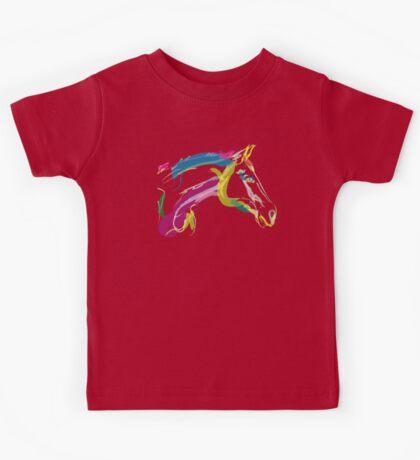 Cool t-shirt  horse Lovely Kids Tee