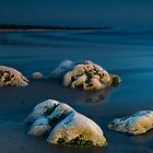 Ghost Rocks by Ian  Clark