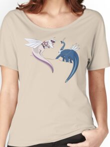 Pokesaurs - Creation Duo Women's Relaxed Fit T-Shirt