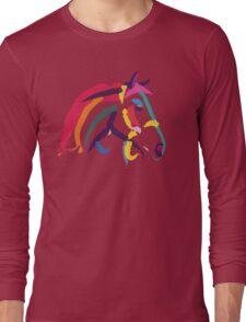 Cool t shirt colour me strong Long Sleeve T-Shirt