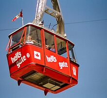 Hells Gate Cable Car by Kayleigh Walmsley