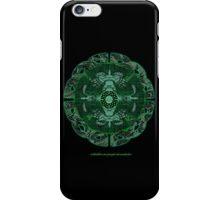 Celtic Wheel of Pan iPhone Case/Skin