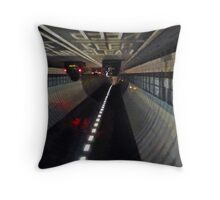Why Can't we drive on top? Throw Pillow