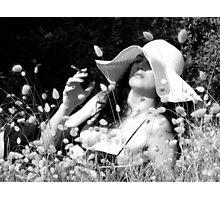 Noir Photographic Print
