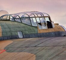 Avro Lancaster - HDR by Colin J Williams Photography
