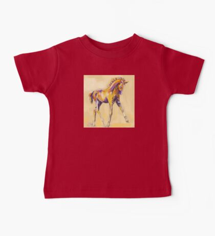 Foal colour and grace Baby Tee