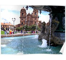 Waters of Cusco Poster
