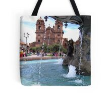 Waters of Cusco Tote Bag