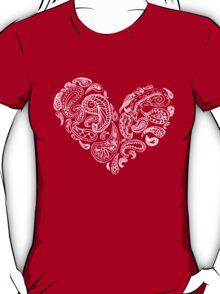 Paisley Heart T-Shirt