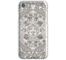 Stone of the Five Eras iPhone Case/Skin