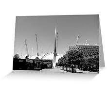 The O2 Centre - London Greeting Card