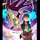 Gravity Falls - You'll Never Know What Hit You by mangarainbow