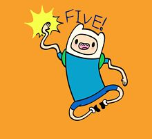 Finn High Five - Part 2 Unisex T-Shirt