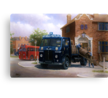 Mitchells and Butlers' Leyland Beaver Canvas Print