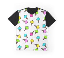 Ice Cream Graphic T-Shirt