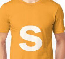 s white Unisex T-Shirt