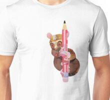 Siau Island tarsier (Tarsius tumpara) Unisex T-Shirt