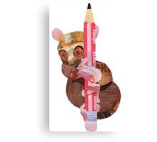 Siau Island tarsier (Tarsius tumpara) Canvas Print