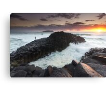 Land of the Giants Canvas Print