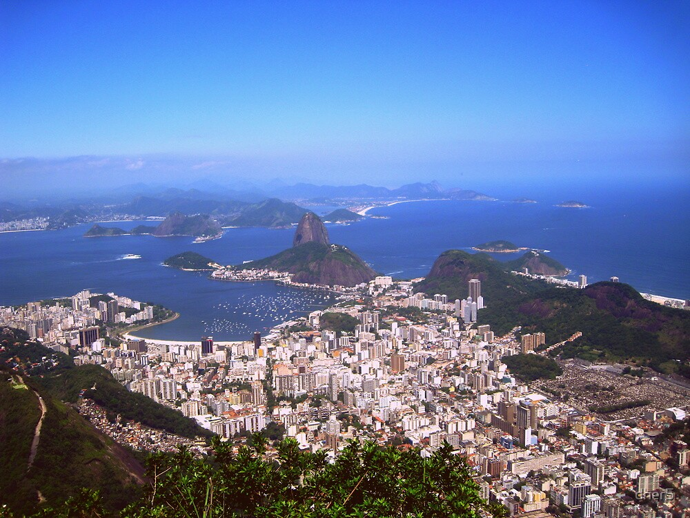 When my baby, goes to Rio by dher5
