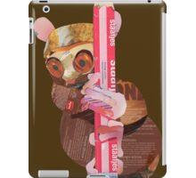 Siau Island tarsier (Tarsius tumpara) iPad Case/Skin