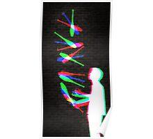 Spotlight Juggler Poster
