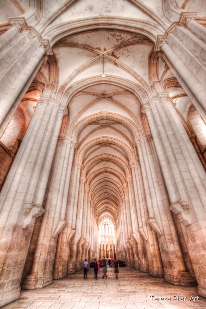 Alcobaça Abbey by terezadelpilar ~ art & architecture