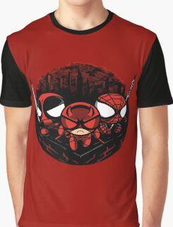 Team Redpuff Boys (Lighter Background) Graphic T-Shirt