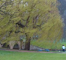 A stormy Day in Cambridge by KUJO-Photo