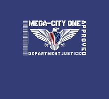 MEGA-CITY ONE JUSTICE APPROVED T-Shirt