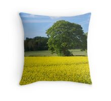 All Before Nine Throw Pillow
