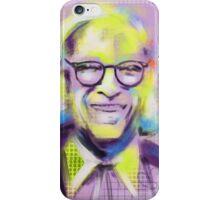 Asimov, King of SF iPhone Case/Skin