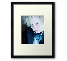 Her which is Literary Beauty  Framed Print
