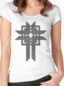 Steel Cross Women's Fitted Scoop T-Shirt