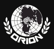 Top Secret/S.I. RPG - Orion Logo by Buleste