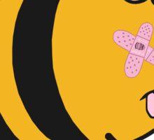 The Zombie Bee Sticker