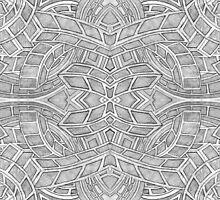 Interlocking Pattern by Justin  Michel