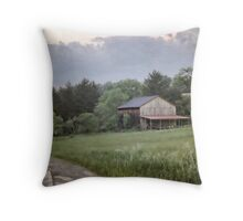 All rural Throw Pillow